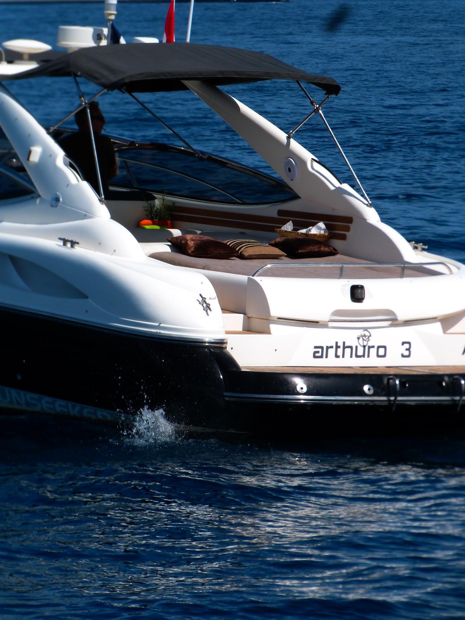 ARTHURO 3 - Sunseeker Superhawk 48