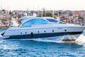 ARWEN - Aicon 72 - 4 Cabins - Catania - Aeolian Islands - Taormina - Panarea