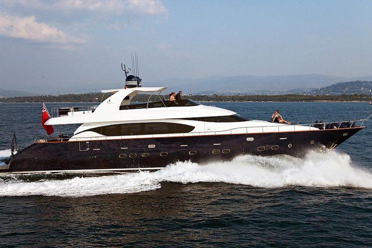 Charter Yacht ASHA - Maiora 91 - 4 Staterooms - Croatia - Split - Dubrovnik