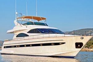 Astondoa 72 - 4 cabins - Estepona - Puerto Banus - Marbella