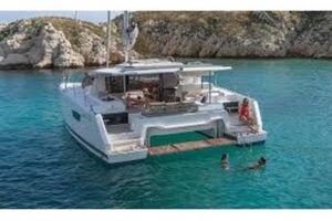 Astra - 2020 - 6 cabins (4 double + 2 single) - USVI - BVI