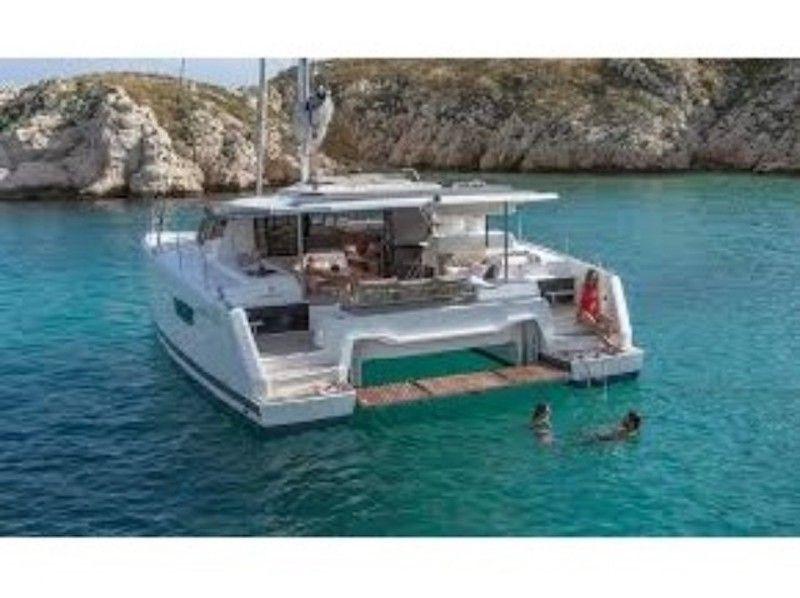 Astrea 42 - 2021 - 6 cabins (4 double + 2 single) - Preveza - Lefkas