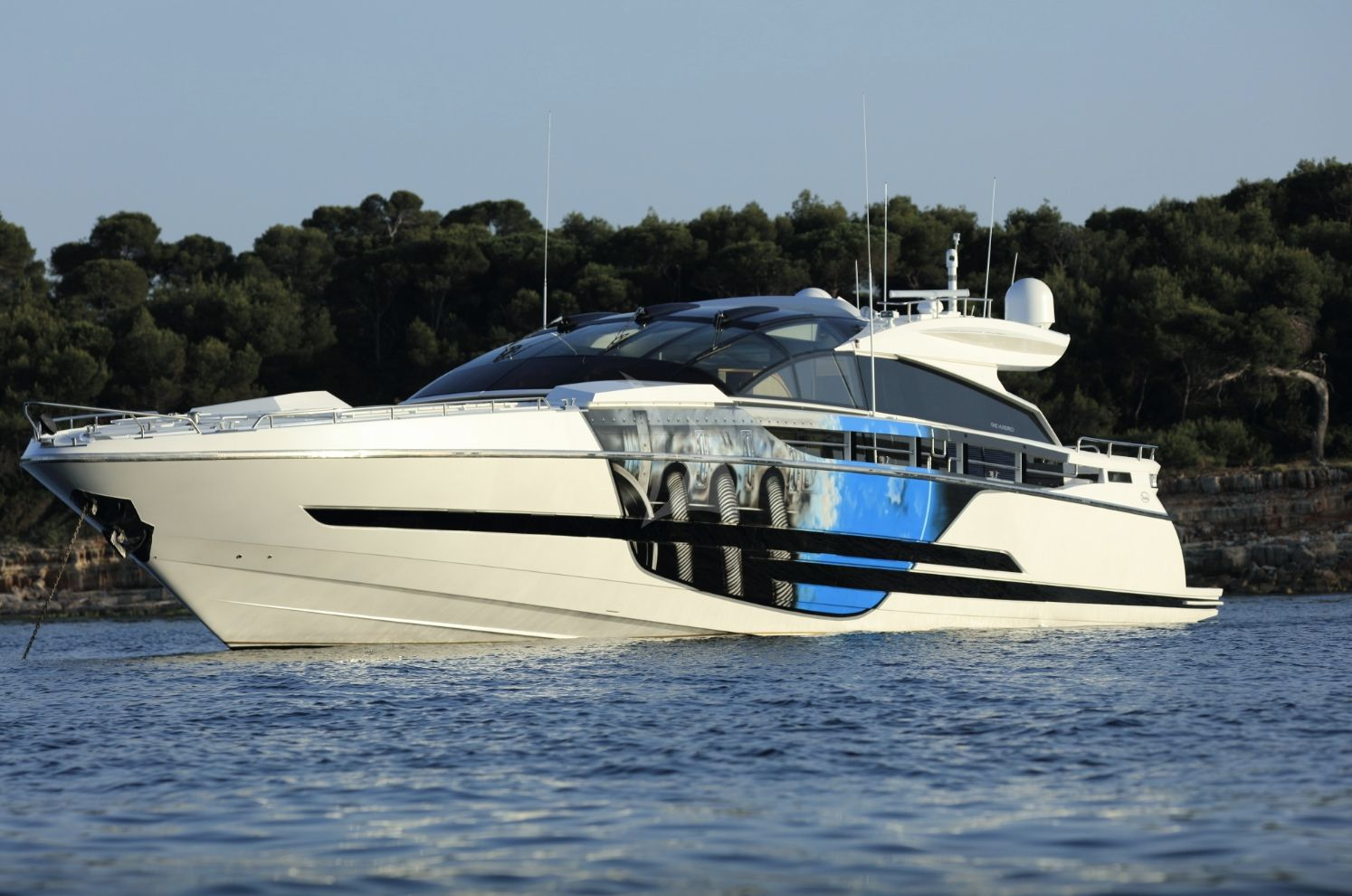 ASTRO - Baia 31m - 4 Cabins - Antibes - Cannes - Monaco - St Tropez