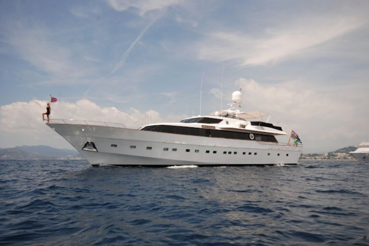 Charter Yacht ATLANTIC ENDEAVOUR - W.A. Souter&Sons 110 - 4 Cabins - Cannes - Antibes - Nice - Monaco