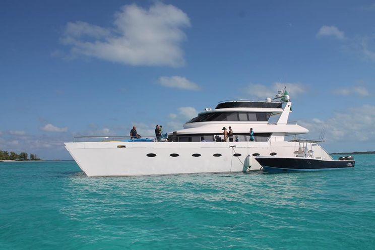 Charter Yacht ATLANTIS II - Sun Boats 80 - Nassau Day Charter Yacht - Paradise Island - Bahamas