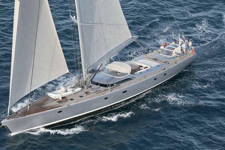 Charter Yacht ATTIMO - CNB 105 - 4 Cabins - South of France - Amalfi Coast - Sicily