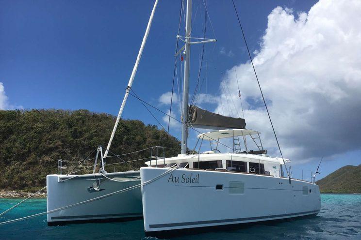 Charter Yacht AU SOLEIL - Lagoon 450 - 3 Cabins - St Thomas - Red Hook - USVI