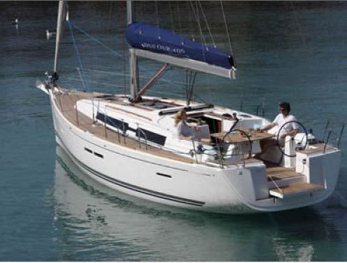 Dufour 405 - 3 cabins - Antibes
