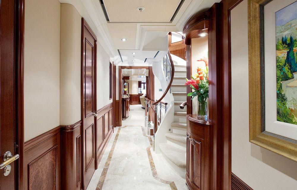 AVALON Luxury Motor Yacht Staterooms