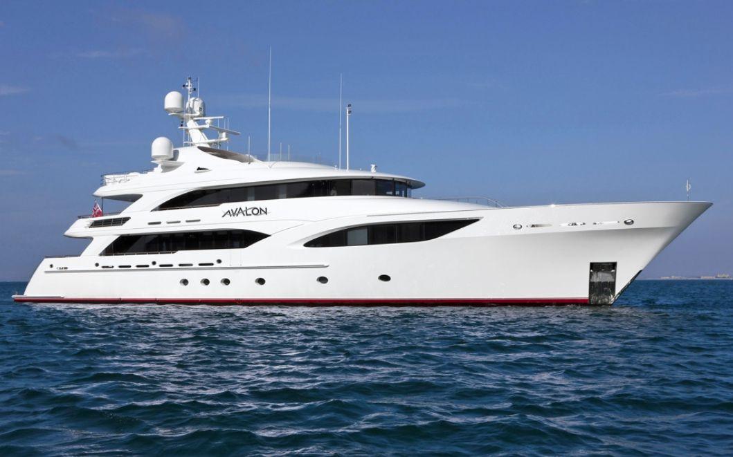 AVALON - Delta Marine 46m - 5 Cabins - Nassau - Bahamas - St Barths - Virgin Islands