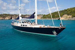 AXIA - Palmer Johnson 123 - 3 Staterooms - Caribbean - Antigua - Naples - Amalfi Coast