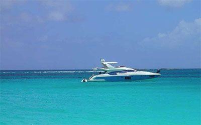 Azimut 70 - 4 Cabins - Miami - South Beach - Biscayne Bay