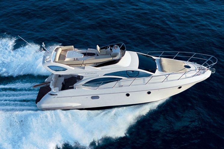 Charter Yacht Azimut 43 - 2 Cabins - Puerto Banus - Marbella