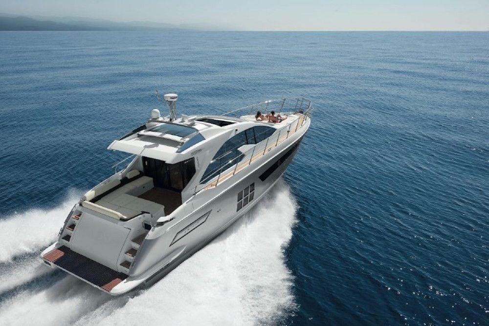 Azimut 55S - Cruising