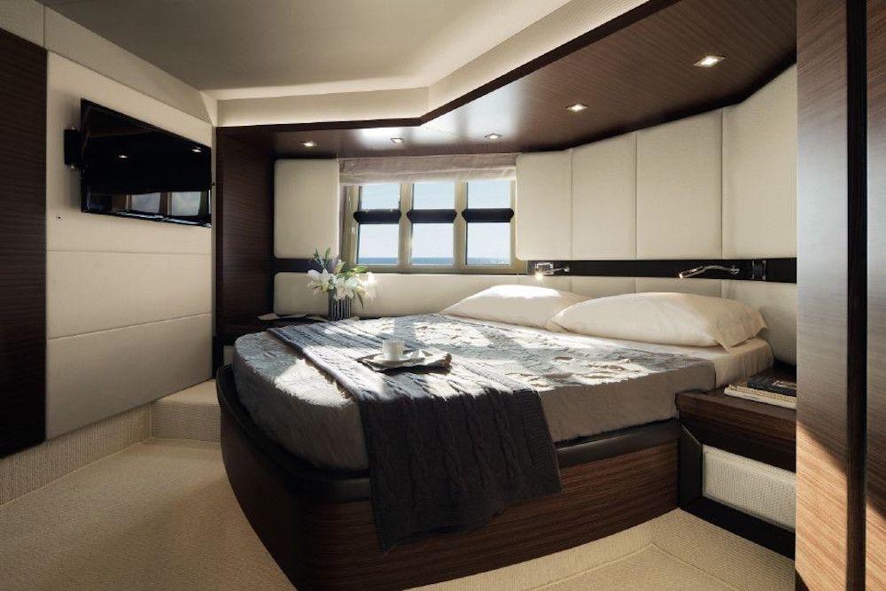 Azimut 55S - Double Cabin