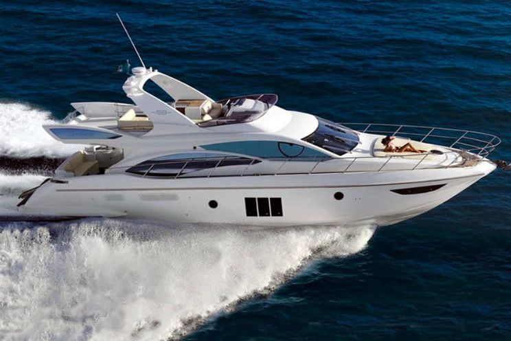 Charter Yacht Azimut 58 - Day Charter Yacht - Marbella - Puerto Banus - Estepona