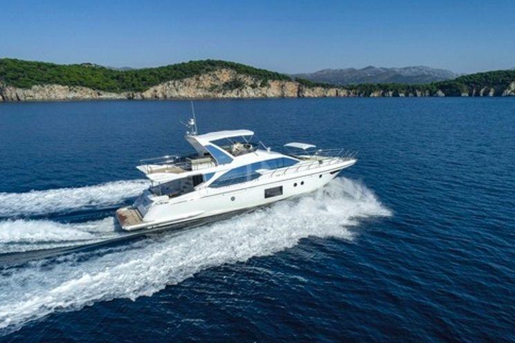 Charter Yacht TAMARA II - Azimut 66  - 4 Cabins - Dubrovnik  - Croatia