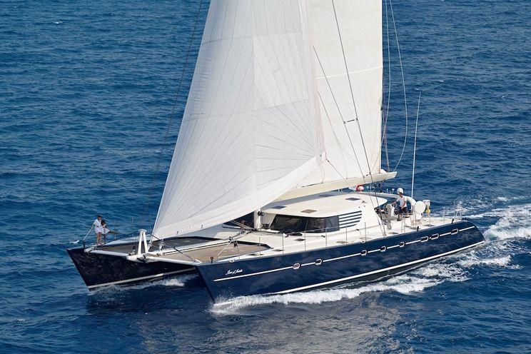 Charter Yacht AZIZAM - JFA 26m - 3 Cabins - Bahamas, Caribbean - Leeward, Caribbean - Virgin Islands, Windward - New Caledonia Tahiti