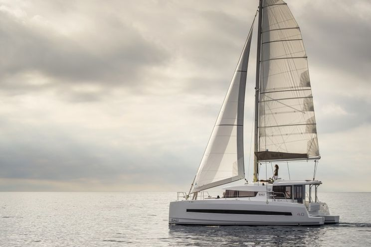 Charter Yacht Bali 4.0 - 6 Cabins - 2017 - St Vincent and the Grenadines