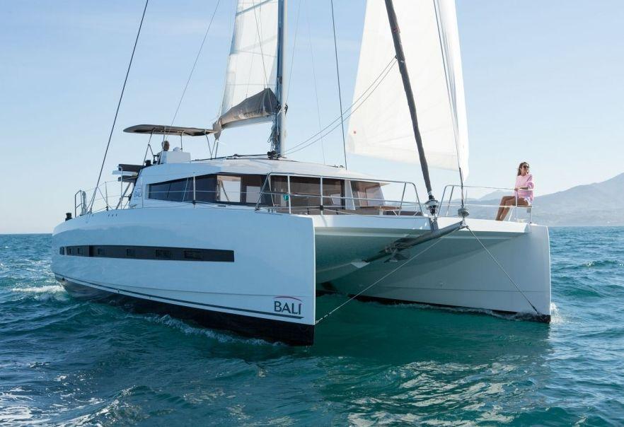 Bali 4.5 - 4 + 2 cabins (4 double 2 single) - 2020 - Split - Sibenik - Trogir