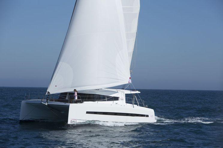 Charter Yacht Bali 4.5 - 4 + 2 cabins - 2020 - Belize