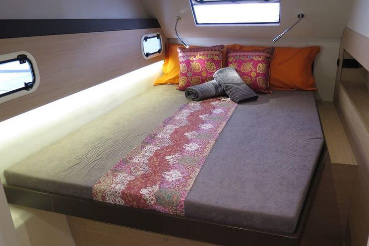 Charter Yacht Bali 4.3  - 2018 - 6 cabins(4 double + 2 single)- USVI - BVI