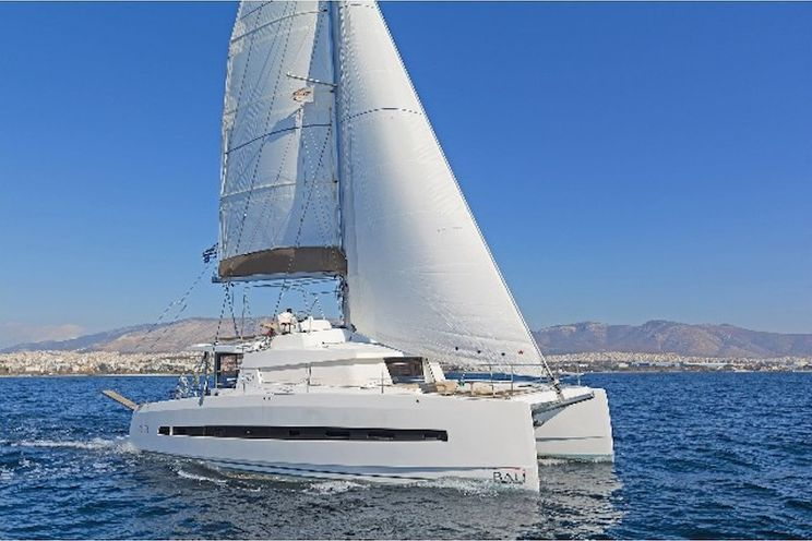 Charter Yacht Bali 4.3 - 2020 - 6 cabin(4 double + 2 single)- Alimos - Lavrion