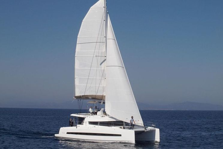 Charter Yacht Bali 4.3 - 4 + 2(4 double 2 single)- 2018 - Corfu