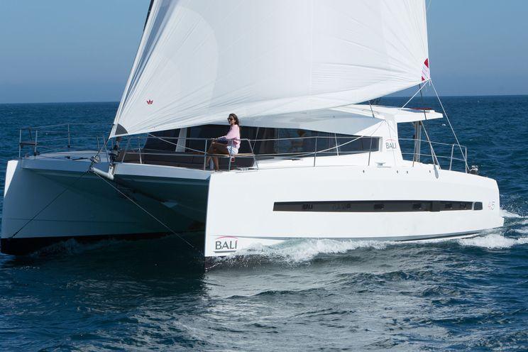 Charter Yacht Bali 4.5 - 4 + 2  (8 + 2 + 2 berths) - 2019 - Marina Kastela - Croatia: