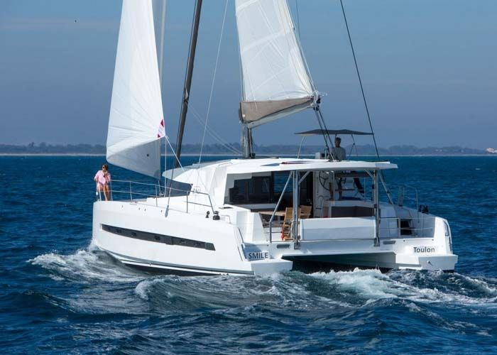 Bali 4.5 with Watermaker - 6 Cabins - Tahiti,Bora Bora and the South Pacific