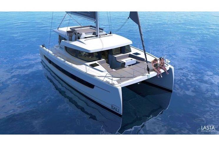 Charter Yacht Bali 4.8 - 2020 - 6 cabins(4 double + 2 bunk)- Corfu - Lefkas