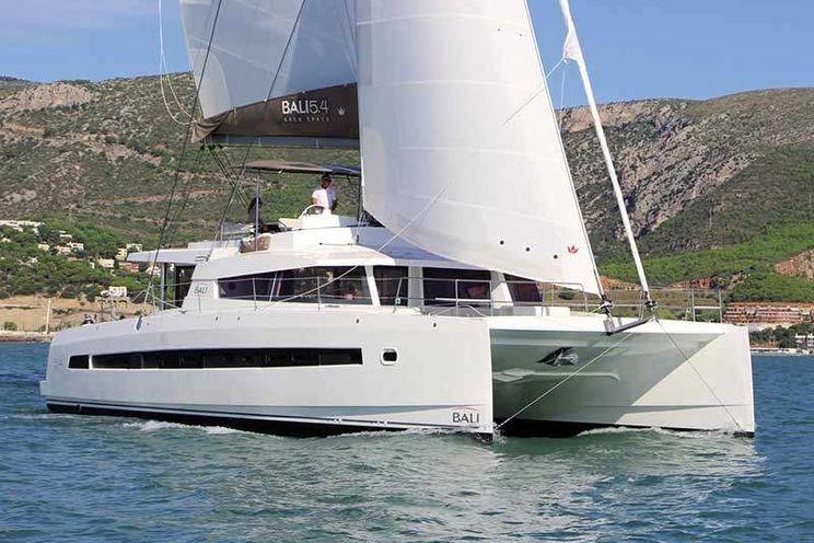 Charter Yacht SIKELIA - Bali 5.4 - 5 Cabins - Capo dOrlando - Milazzo - Palermo - Sicily