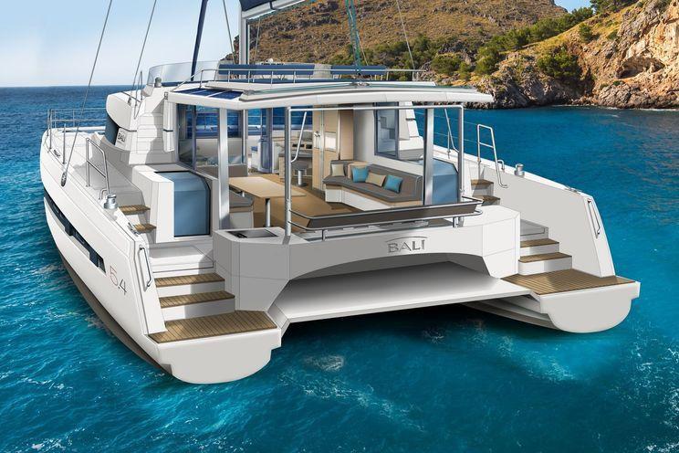 Charter Yacht Bali 5.4 - 6 Cabins - St Martin - Caribbean Sea