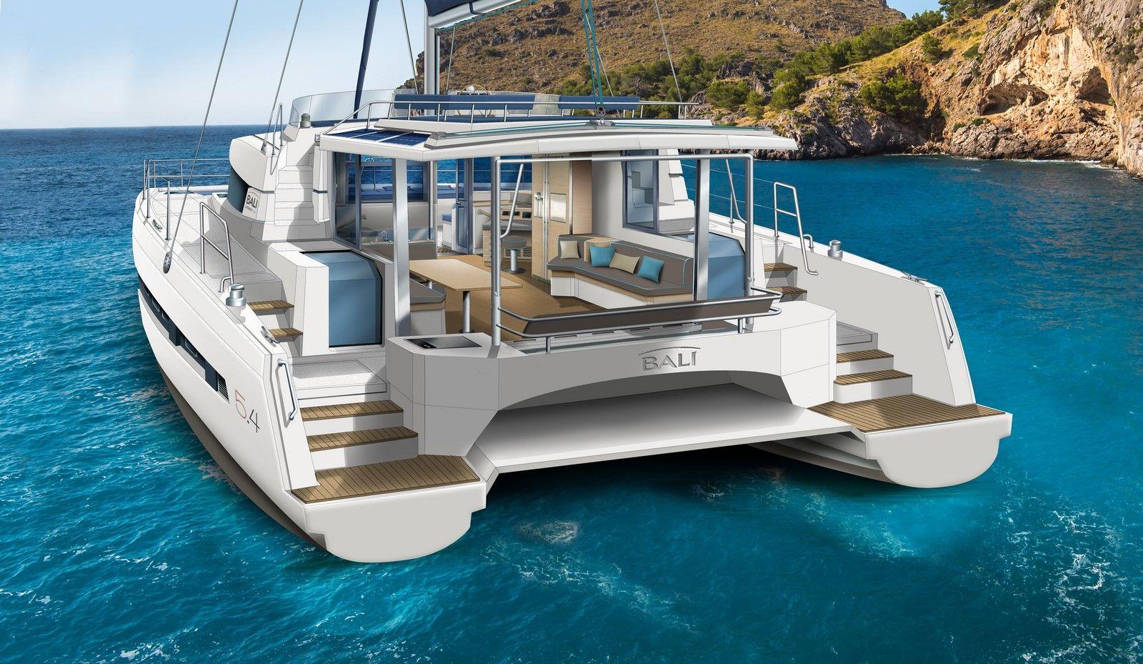Bali 5.4 - 6 Cabins - Naples - Amalfi - Capri - Positano