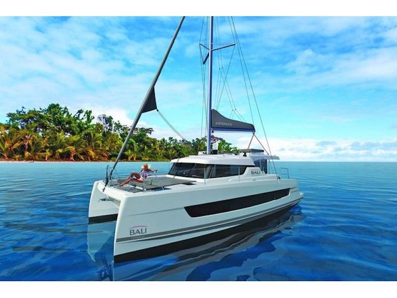 Bali Catspace - 2020 - 4 cabins (4 double) - Alimos - Lavrion