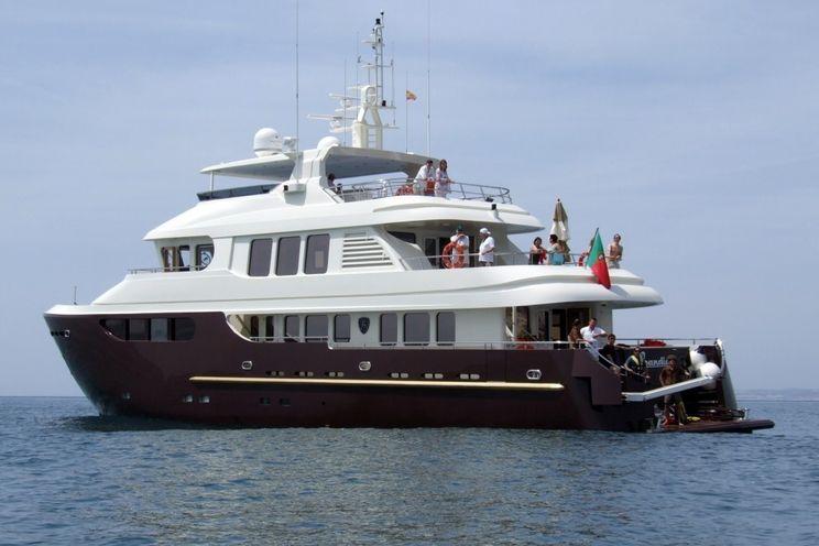 Charter Yacht BANDIDO 90 - 4 Cabins - Sotogrande - Puerto Banus