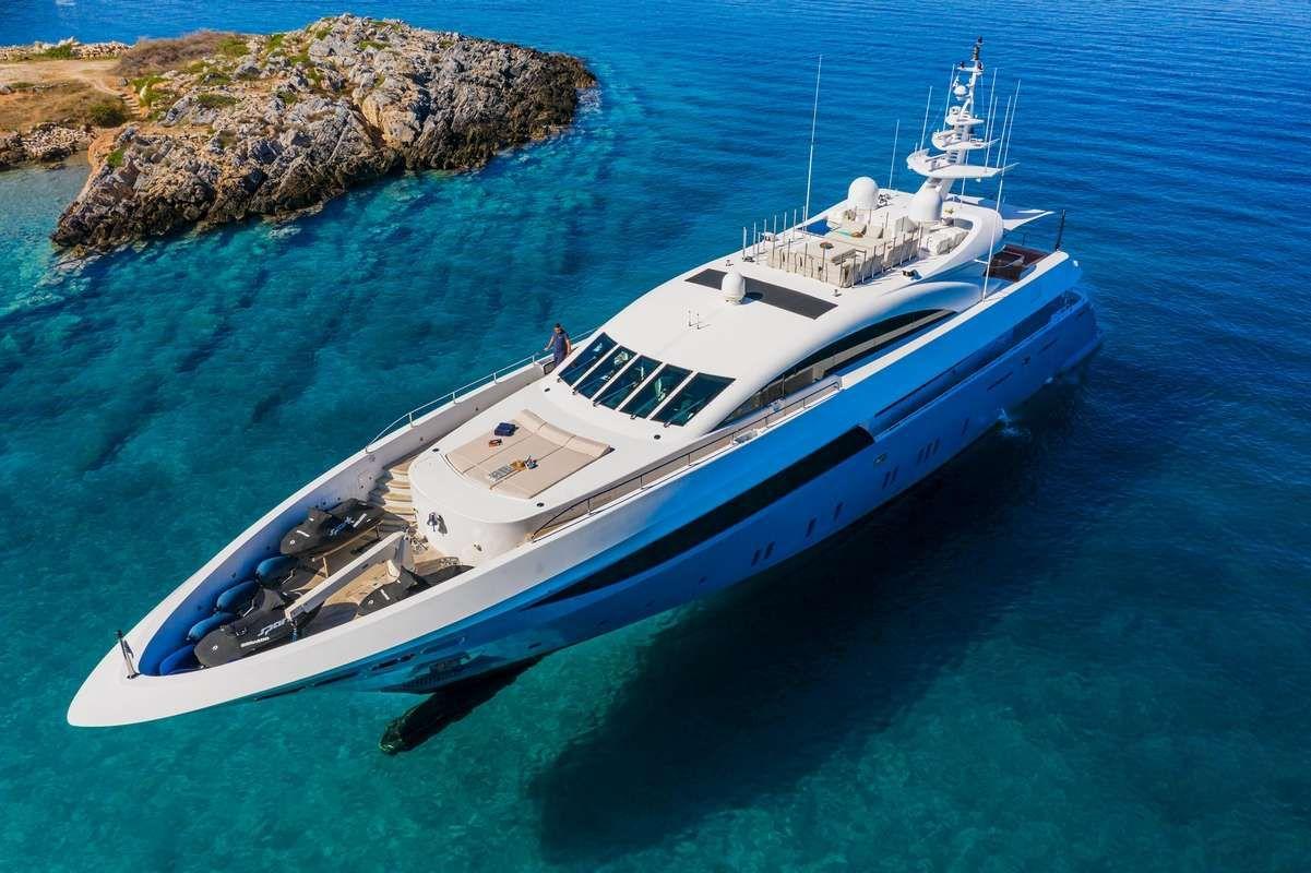 BARENTS SEA Yacht Navigation
