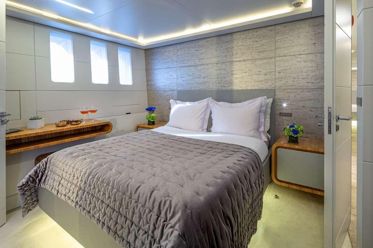 BARENTS SEA Yacht Double Cabin