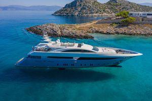 BARENTS SEA - Mondomarine 42m - 6 Cabins - Athens - Mykonos - Zakynthos