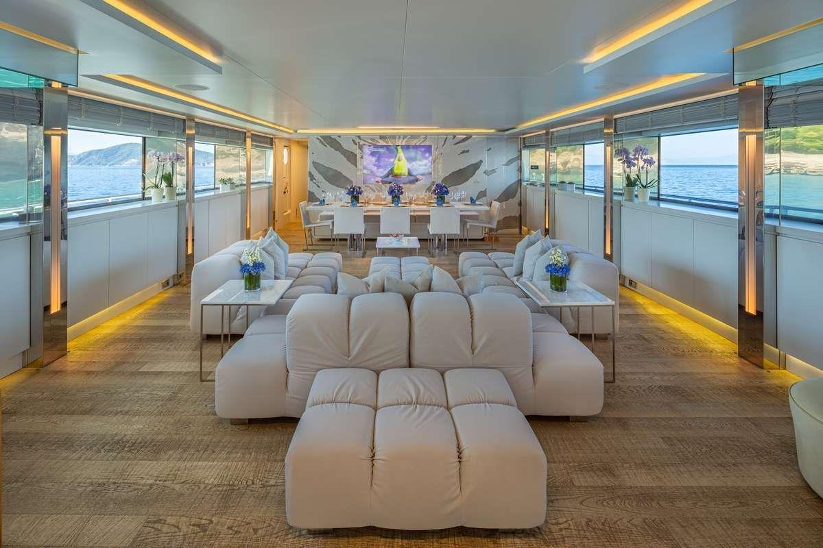 BARENTS SEA Yacht Saloon