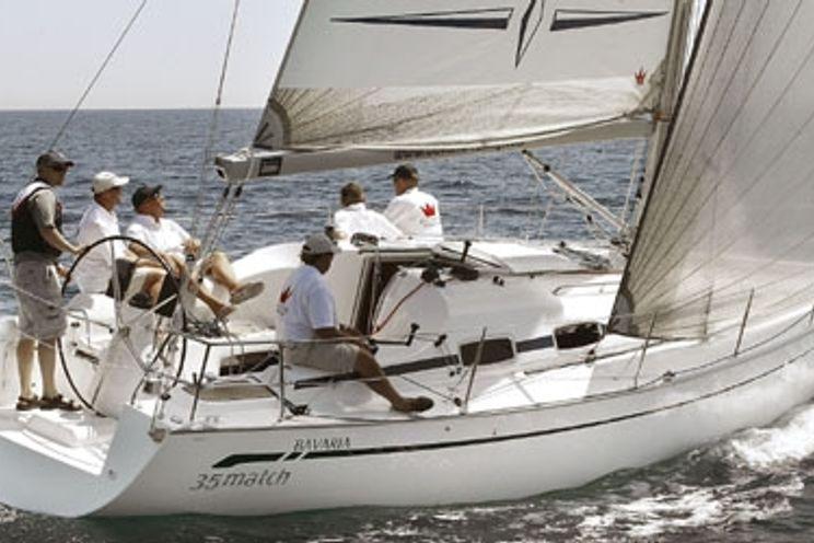 Charter Yacht Bavaria 35 Cruiser - 3 Cabins - Murter - Croatia