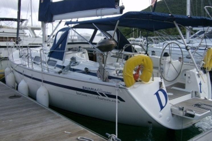 Charter Yacht Bavaria 40 - 3 Cabins - Tortola,BVI