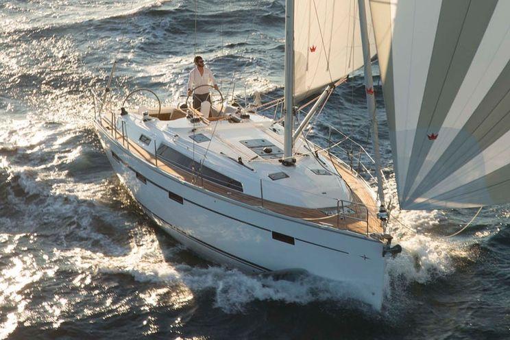Charter Yacht DEFKALION