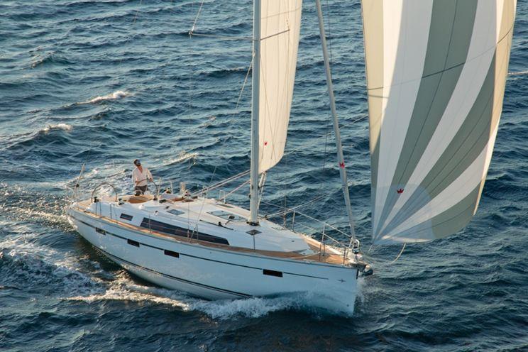 Charter Yacht Bavaria 41 Cruiser - 3 Cabins - 2015 - Lanzarote
