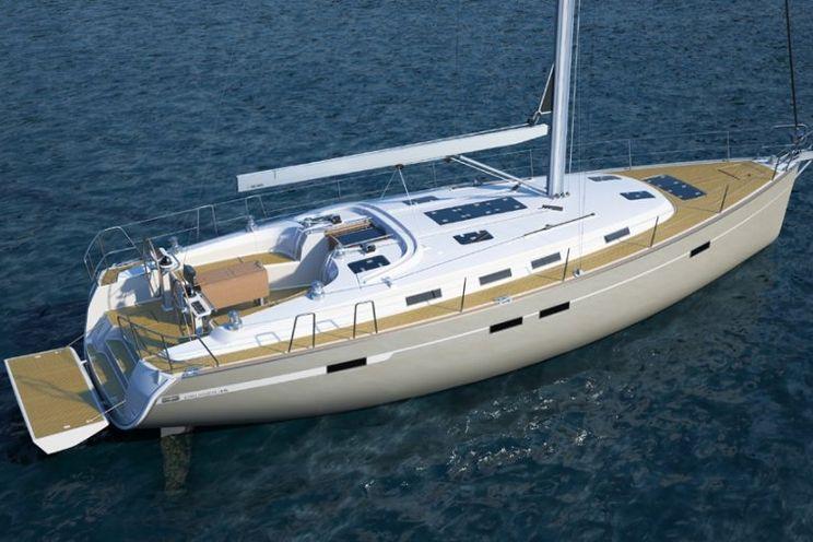 Charter Yacht MESSALINA