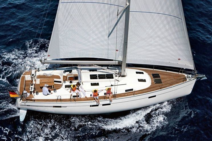 Charter Yacht Bavaria 45 - 4 Cabins - Denia