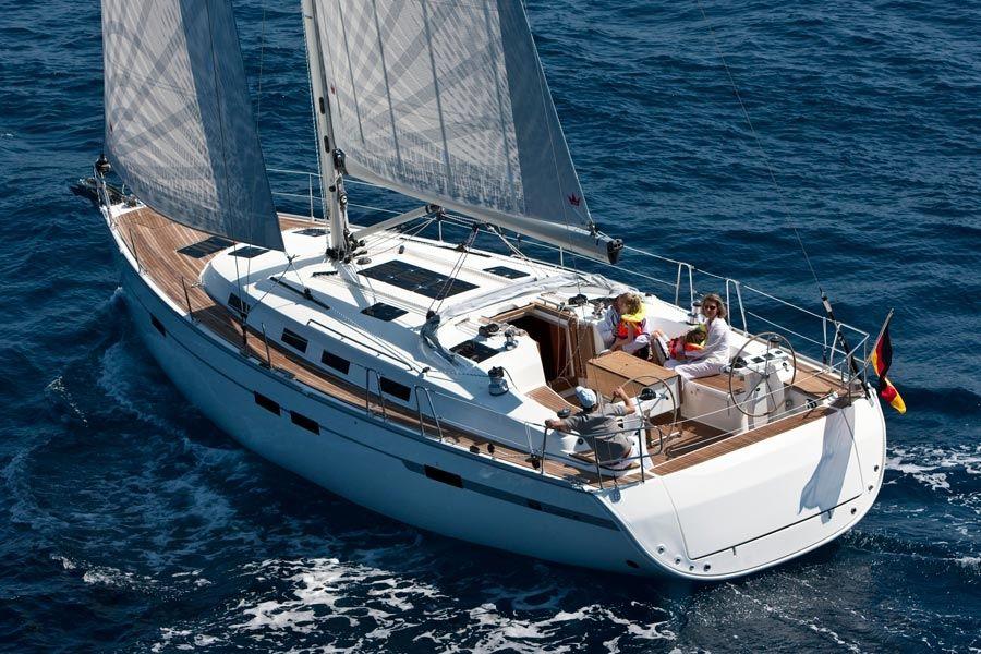 Bavaria Cruiser 45 - 4 Cabins - Salerno - Amalfi Coast