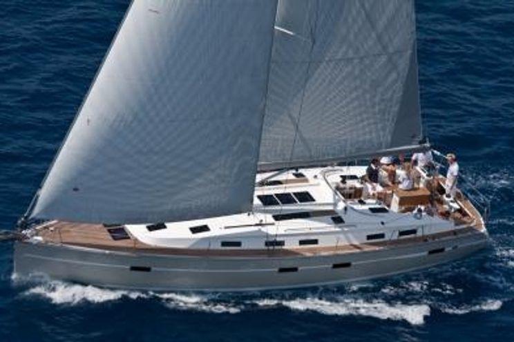 Charter Yacht Bavaria 50 Cruiser - 5 Cabins - Murter - Croatia
