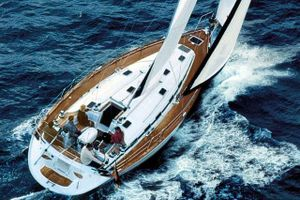 Bavaria 50 Cruiser - 5 Cabins - Greece