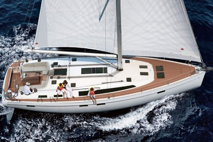 Charter Yacht Bavaria 51 - 5 Cabins - Portorosa - Palermo